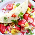 Zomerse fruitsalade