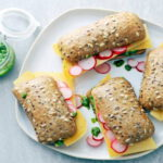 Lunchsalade – Chili sin carne-salade
